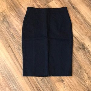 NWT J Crew pencil skirt